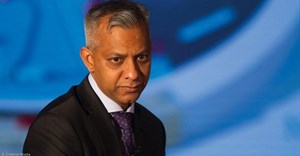 Anoj Singh, former Eskom CFO, Photo: Construction Review Online