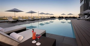 A Sandton business hotel stay that won't leave you feeling blue
