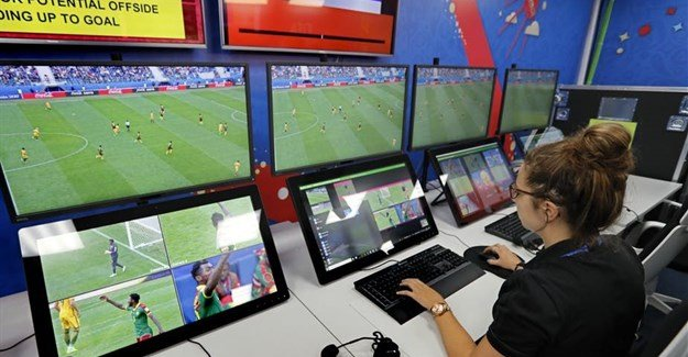 Soccer World Cup VAR: technology is transforming the beautiful game