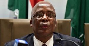 Health Minister, Dr Aaron Motsoaledi