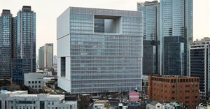 New massive Amorepacific HQ completed in Seoul