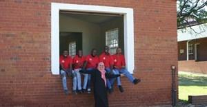 Ronald, Petrus, Shamiela, William, John and Chris
