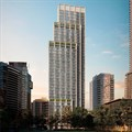 Foster + Partners reveals stepped residential tower for Toronto