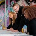 SVA International takes street art indoors