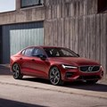 Volvo's new S60 sports sedan its first car made in the US