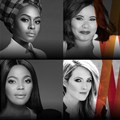 Nomzamo Mbatha (actress and Audi South Africa brand ambassador), Lindiwe Mazibuko (politician), Redi Tlhabi (author and media personality), Terry Pheto (actress), Catherine Constantinides (environmentalist, entrepreneur, social activist and businesswoman). Image supplied.