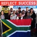 South African graduates depart for year-long internship