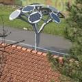 Solar tree project promotes renewable energy in Bašcaršija