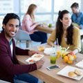 Nutrition at the centre of sustainable corporate wellness