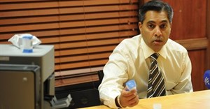 Professor Keertan Dheda, UCT director of the lung infection and immunity unit. Photo: UCT