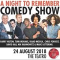 Barry Hilton, Marc Lottering and more join the Nelson Mandela Centenary Comedy Show