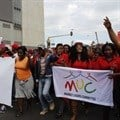 Informal traders march over By-law amendments