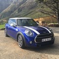 Mini Cooper S three-door