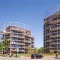 Mecanoo completes mixed-use development in former gasworks site