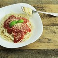 #GreenMondaySA: Roasted red pepper and sweet potato spaghetti