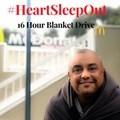Heart FM presenters to brave the cold for blanket collection drive