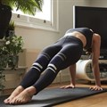 User-coaching yoga pants will give you a buzz