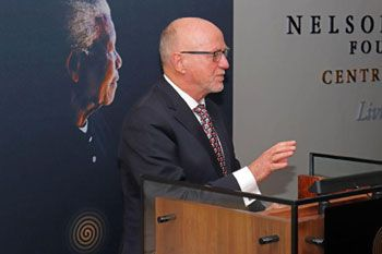 Media shines a light on new Mandela tribute publication
