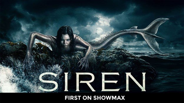 Hit mermaid horror Siren now streaming first on Showmax