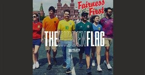 #FairnessFirst: Not-so-secretly supporting Pride Month with Russia's #thehiddenflag