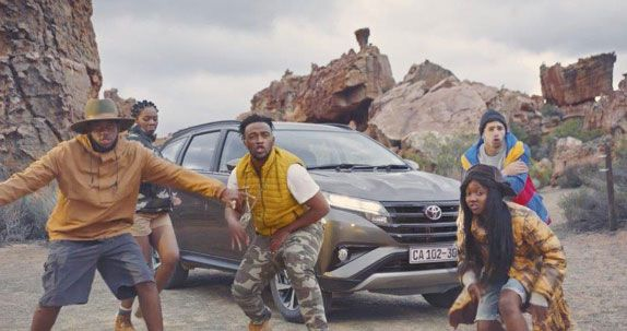 FCB Joburg's TVC for Toyota's new SUV a 'total rush' - FCB Africa