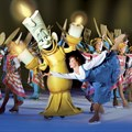 Disney On Ice, Parenting on Point