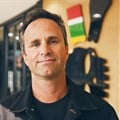 Chris Garbutt started his advertising career in SA and is now global chief creative director of TBWA group.