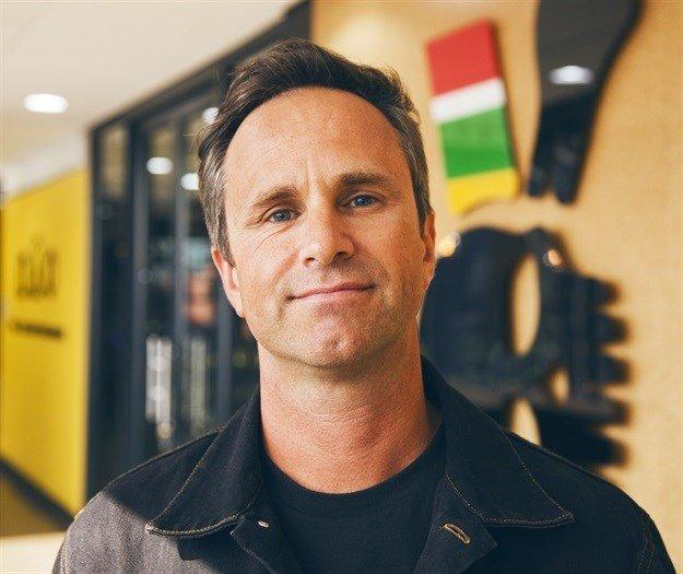 Chris Garbutt started his advertising career in SA and is now global chief creative director of TBWA\ Group.