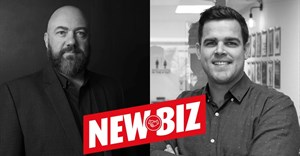 Hoorah CSO and co-founder Jay Thomson and Tenzing Agency co-founder Jason Liebenberg.