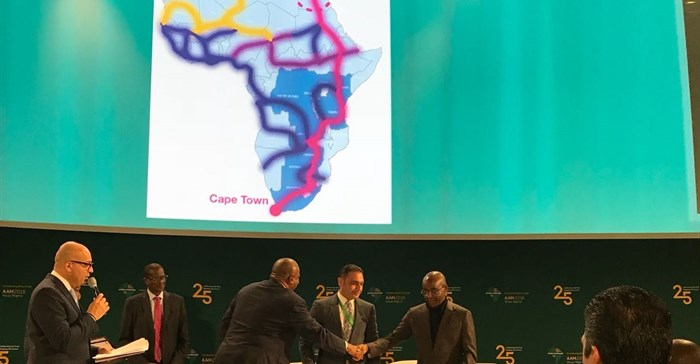 First fibre network from Cape to Cairo to be completed