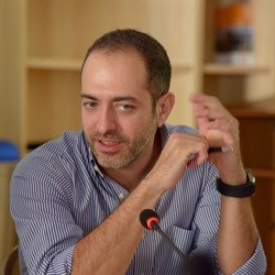 Covve cofounder and CEO Yiannis Gavrielides