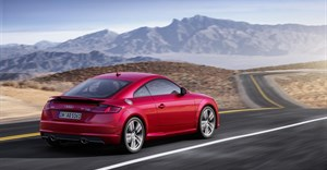 Facelifted Audi TT revealed
