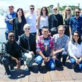 The Cannes Lions Design Lions jury 2018. Image supplied by Mavumengwana.