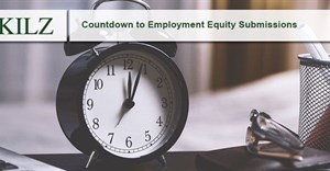 Countdown to Employment Equity submissions