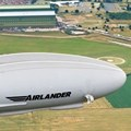 Currently considered the world's largest aircraft, the Airlander 10 is powered by four 325-hp (242-kW) turbocharged diesel engines (Credit: Hybrid Air Vehicles)