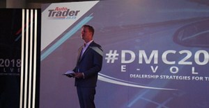 Gareth Cliff, MC for the day of the Dealer Master Class. Credit: AutoTrader