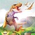 AR technology brings dinosaurs to life with the new BK® Dino Cards