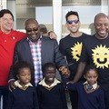 Steers funds Shout initiative in launching their fourth Shout 'dream station' library on Mandela Day