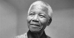 Nelson Mandela image from