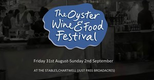 2018 Oyster Wine & Food Fest to be held on Spring Day weekend