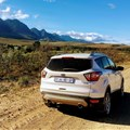 Comfortable weekend cruising in the new Ford Kuga