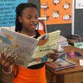 Edufundi celebrates reading on Mandela Day