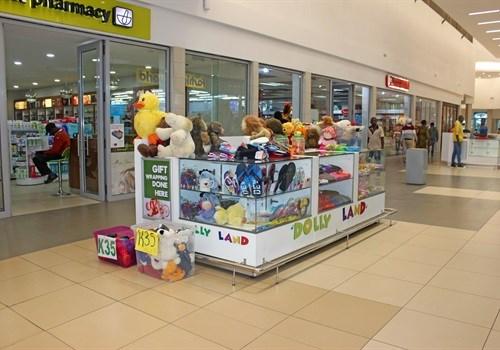 Scan Retail supplies Zambian mall with retail kiosks