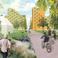 Futuristic urban district in Hoofddorp gets greenlight