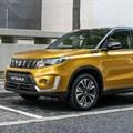 Suzuki showcases facelifted Vitara