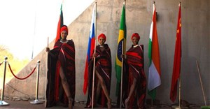 Joburg Ballet welcomes BRICS leaders with #BreakingBallet