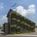 Yale University, UN design super-sustainable eco-housing module