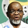 Gwede Mantashe, minister of mineral resources