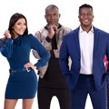 'Presenter Search on 3' judges Jeannie D, Sbusiso Kumalo, DJ Fresh and Patience Stevens.