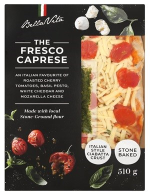 #FreshOnTheShelf: Designer chocolate, gourmet pizza, summery rosé and healthy crisps